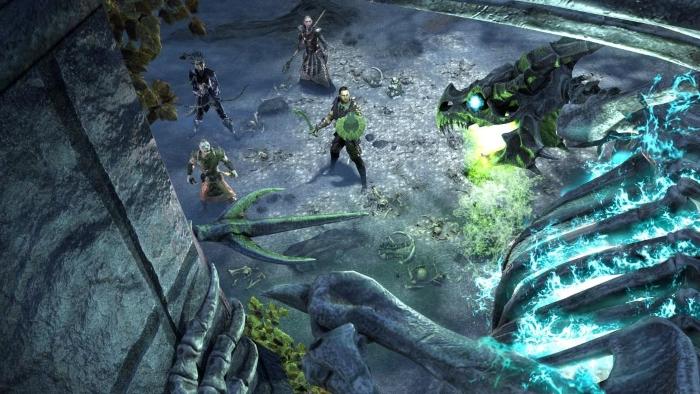 The Elder Scrolls Online, Dragon Bones DLC