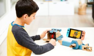 Nintendo Labo Toy Con Fishing Rod