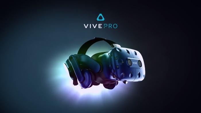 HTC Vive Pro, Vive Pro
