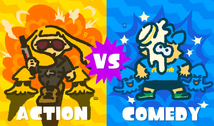 splatfest, splatoon 2, switch