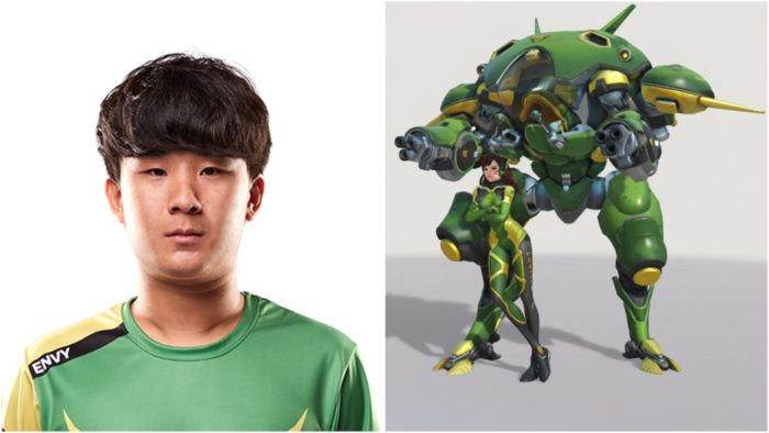 d.va, envy, overwatch league