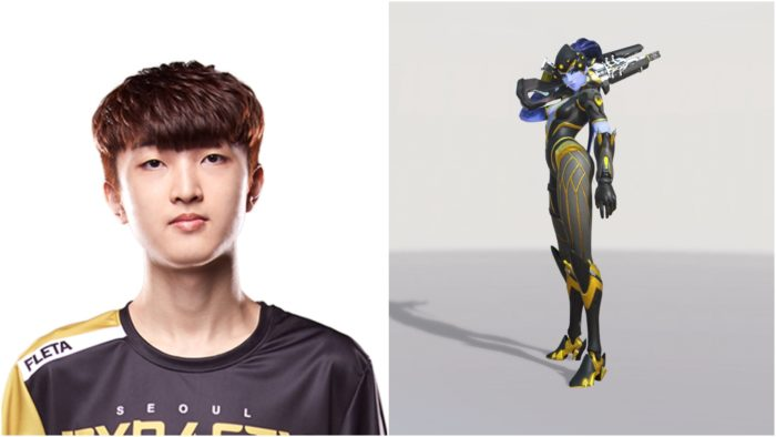 fleta, widowmaker, overwatch league, owl