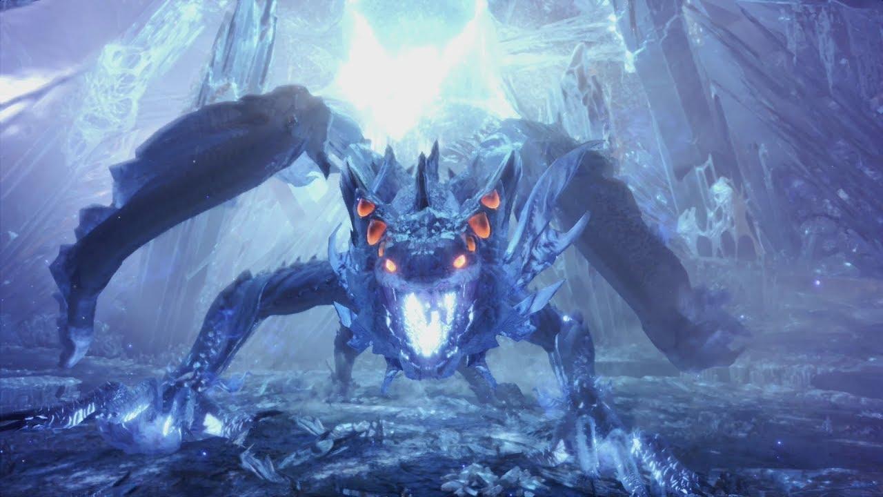 monster hunter world, final boss, xeno'jiiva