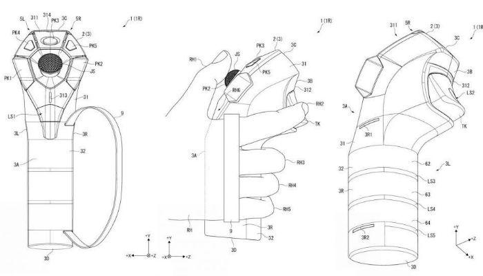 playstation vr patents