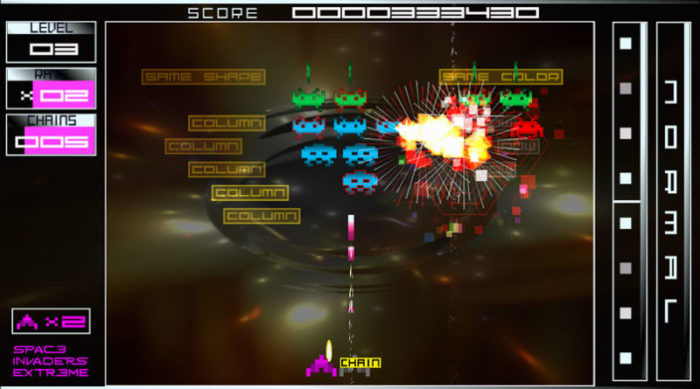 Taito announces Space Invaders Extreme and Groove Coaster for PC
