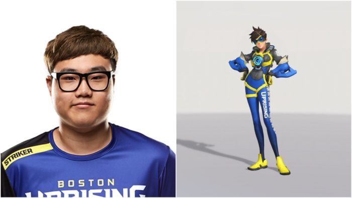 striker, tracer, overwatch league, owl