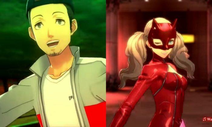 Persona 3 Dancing Moon Night, Persona 5 Dancing Star Night