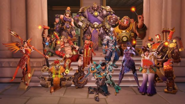 Overwatch Lunar New Year, Year of the Dog