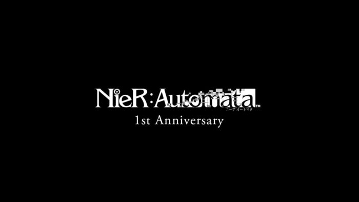 NieR: Automata first anniversary
