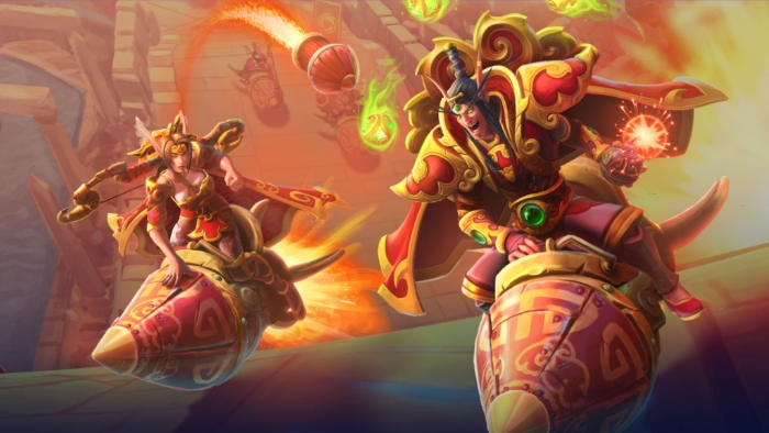 Heroes of the Storm, Lunar Festival 2018