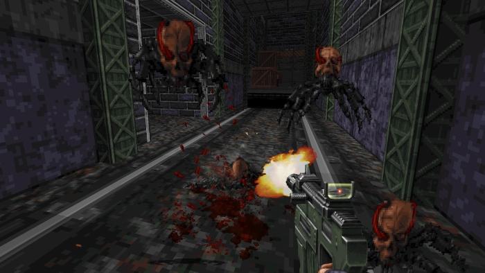 Ion Maiden, 3D Realms, Duke Nukem