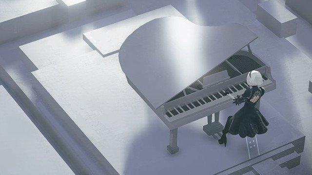 NieR Automata Piano