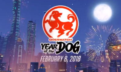 Overwatch. Year of the Dog