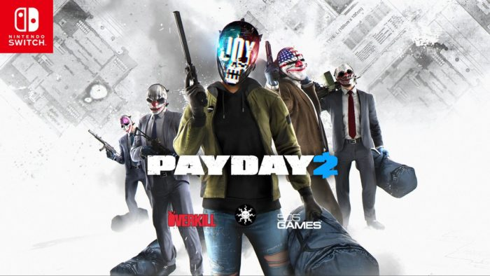 Payday 2, Switch