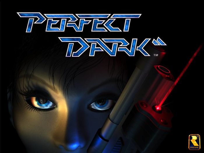 perfect dark, rare, nintendo 64, n64
