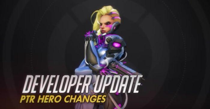 Overwatch, Developer Update