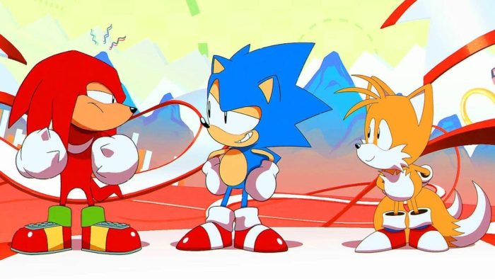 Sonic Mania Plus Revealed Includes 2 Classic Characters