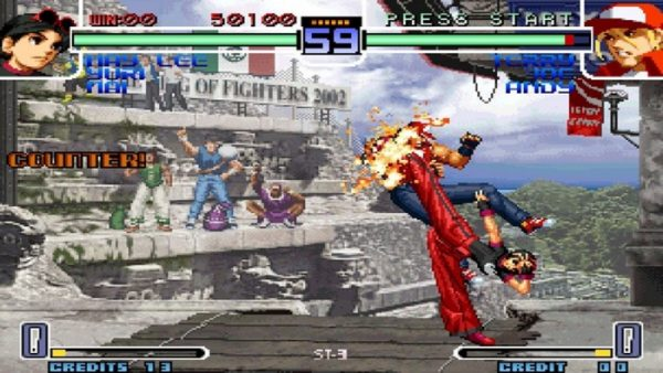 The King of Fighters 2002, GOG