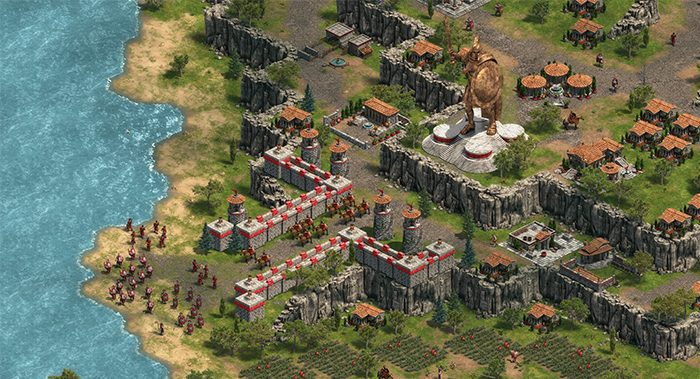 age of empires, age of empires: definitive edition