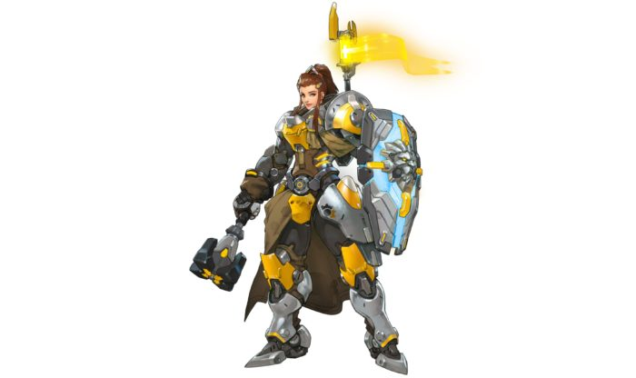 how to play brigitte