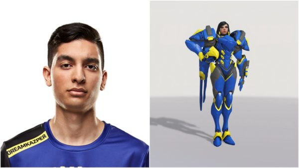 dreamkazper, pharah, overwatch, owl 2018, overwatch league