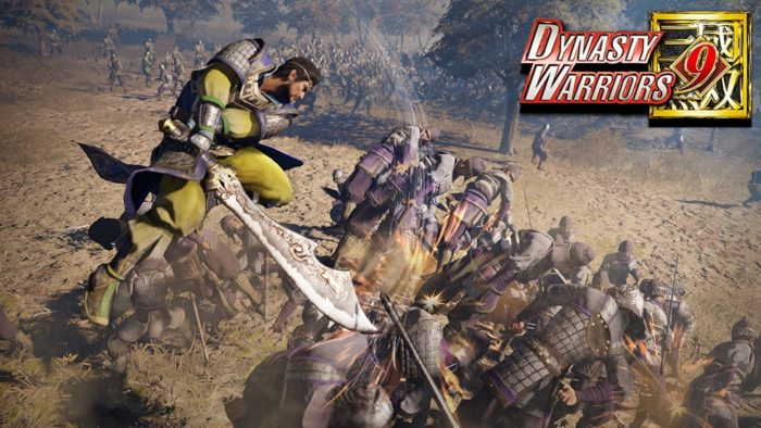 dynasty warriors 9 voice actors