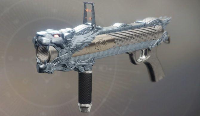 fighting lion, exotic, destiny 2, grenade launcher