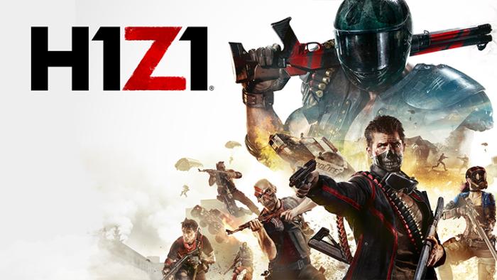 h1z1 battle royal