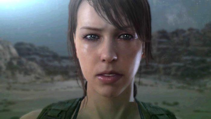 Quiet Metal Gear