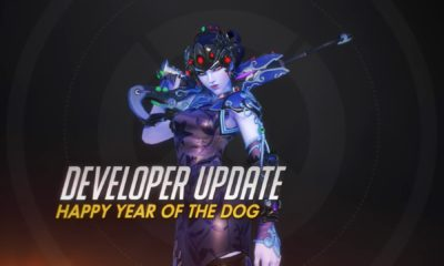 Overwatch, Year of the Dog