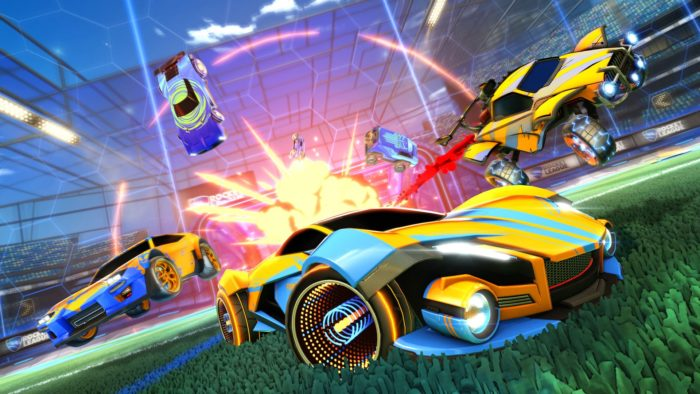 rocket league, psyonix, season 7, update