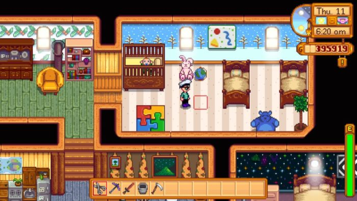 Stardew Valley dark side