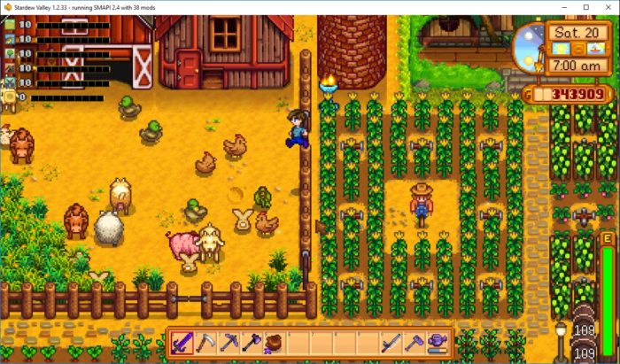 Stardew Valley Multiplayer Beta Set For Release This Spring