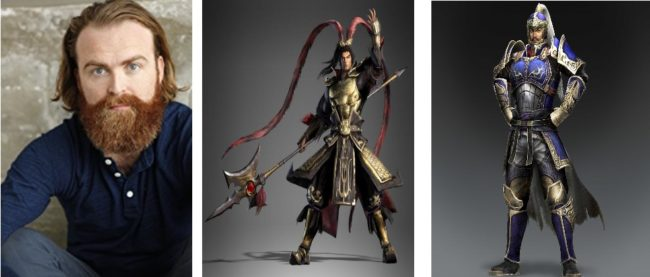 Vic May - Lu Bu / Pang De