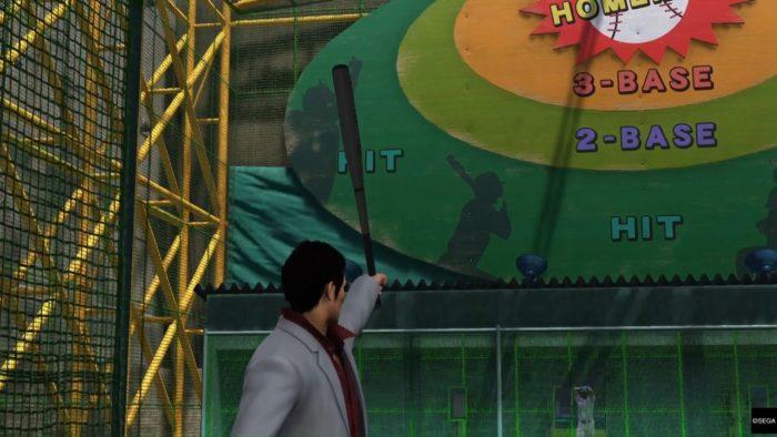 yakuza 6 batting