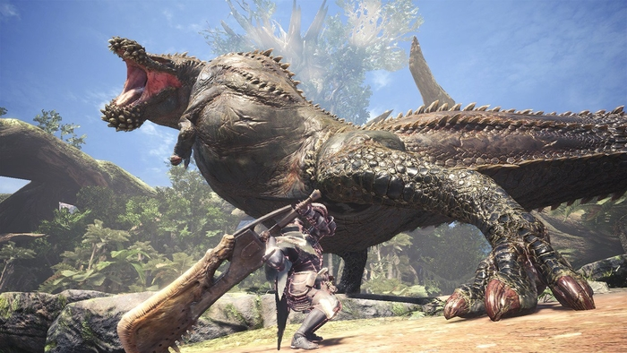 monster hunter: world, deviljho
