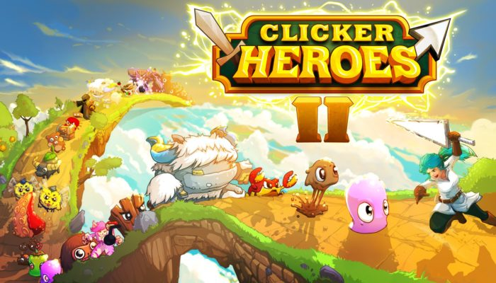 Clicker Heroes, playsaurus