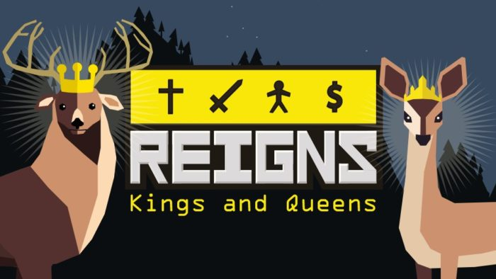 reigns, king and queens, switch