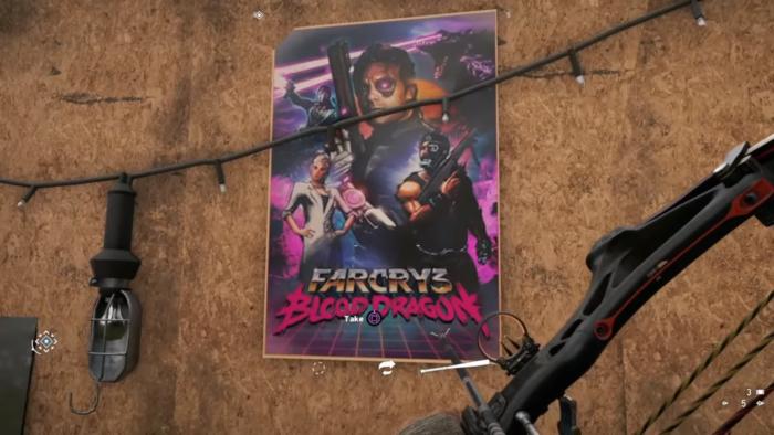 Far Cry 5 Blood Dragon