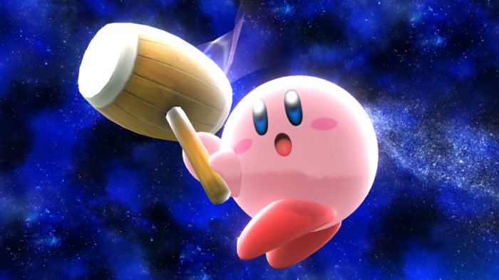 Smash Bros Kirby