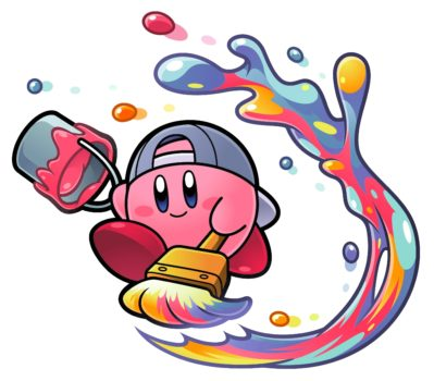 Kirby Paint