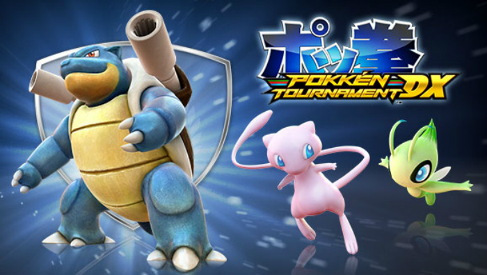 Pokken Tournament DX Gets Blastoise as a New Playable Fighter