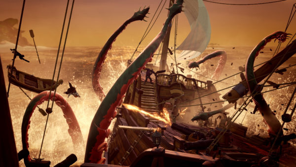 sea of thieves, skull and bones