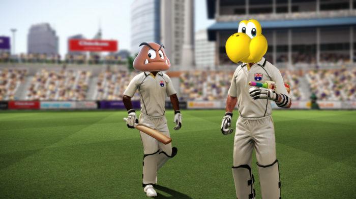 Mario Cricket