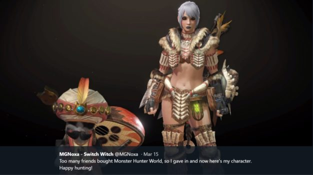 50 Best (and Worst) Monster Hunter World Character Creations