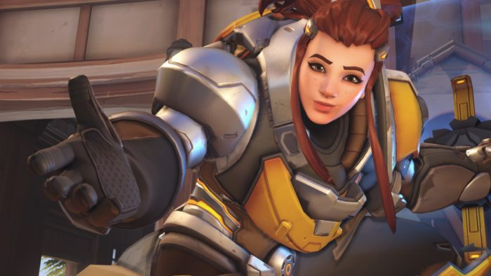 Brigitte Overwatch, overwatch league