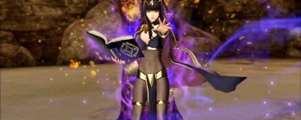 Fire Emblem Warriors, Tharja