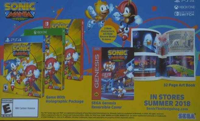 Sonic Mania plus 7