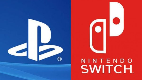 Switch PS4