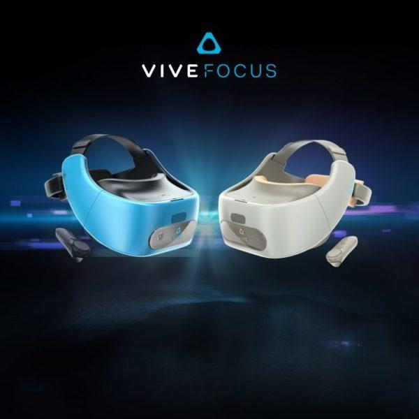 vive focus VR headset